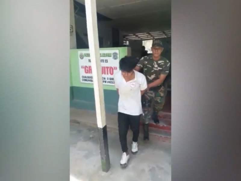 #UnoMenos: Capturan a requisitoriado por violación sexual y homicidio en agravio de una menor de edad en el Vraem