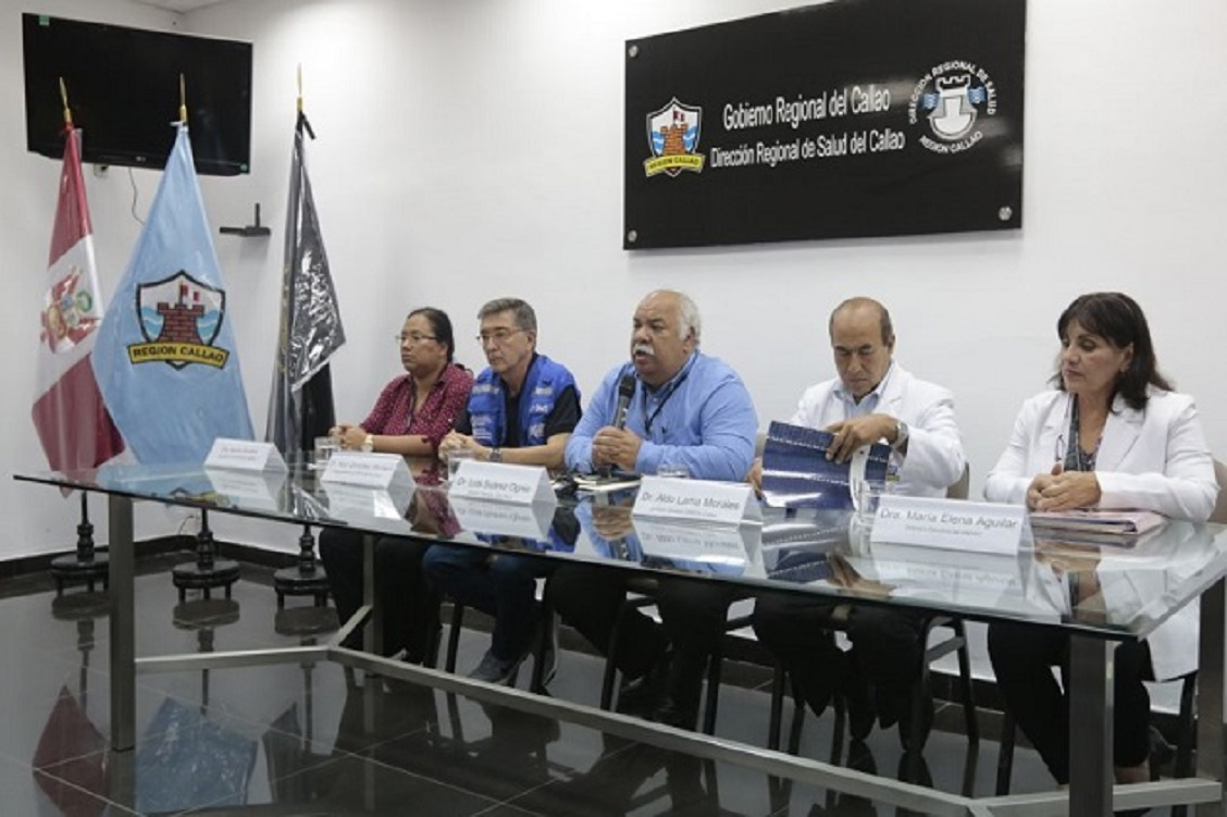 Minsa: Declaran alerta sanitaria por caso de sarampión en Callao
