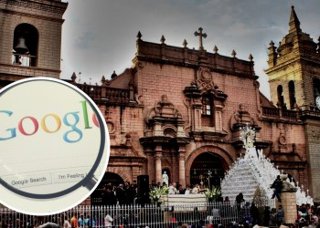Semana Santa en Google
