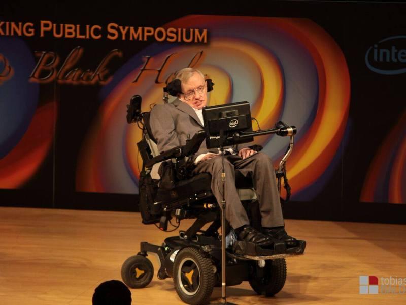 Stephen Hawking ha muerto