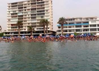 Semana Santa: prohíben acampar y beber alcohol en playas de Ancón