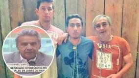 Periodistas asesinados en frontera con Colombia