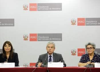 El premier Villanueva indicó que todos los peruanos están comprometidos en la lucha contra la anemia, desnutrición infantil y la violencia infantil.