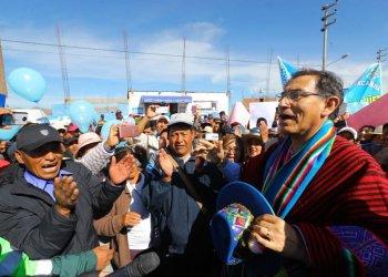 El presidente Vizcarra desea que su gestión sea recordada como el gobierno de todas las regiones.
