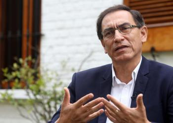 El presidente Vizcarra resaltó que la ciudadanía ya está cansada de peleas políticas.