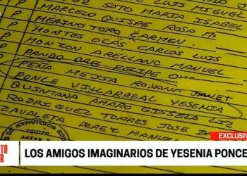 Comisión de Ética archiva denuncia contra congresista Yesenia Ponce