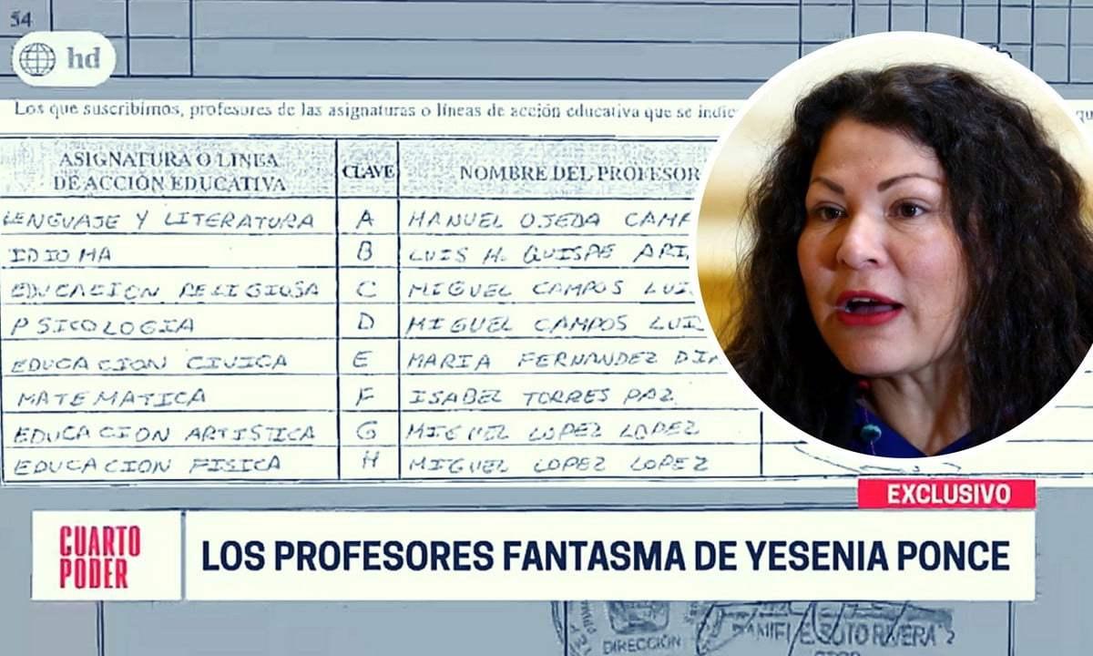 Yesenia Ponce otra vez en problemas