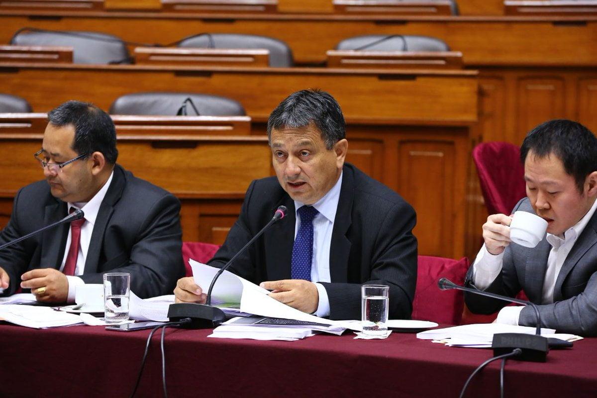 Aprobaron informe contra Kenji Fujimori, Bienvenido Ramírez y Guillermo Bocángel