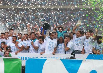 Sporting Cristal se adjudicó el primer torneo del Descentralizado 2018.