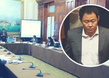 Kenji Fujimori al borde del desafuero