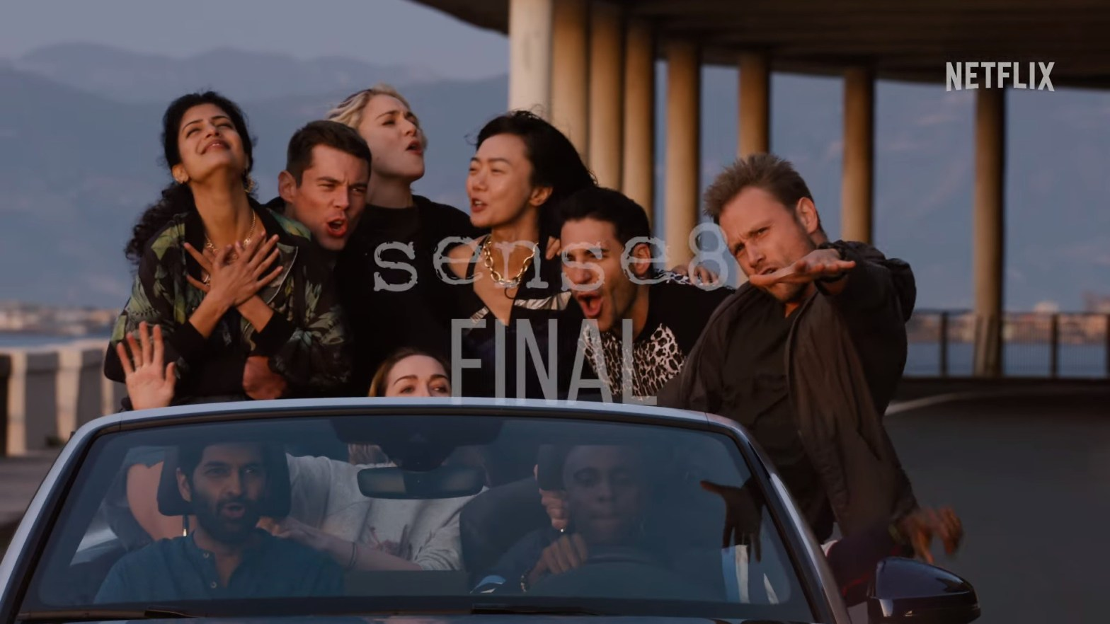 Netflix difunde el impactante trailer oficial del Final de Sense8