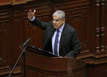 El premier Villanueva solicitó el voto de Confianza y el Congreso ya viene debatiendo el pedido.