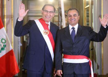 Carlos Oliva reemplaza a David Tuesta en el MEF.
