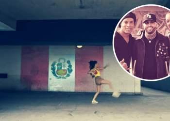 Bandera peruana en video oficial de Rusia 2018