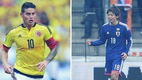 Colombia vs Japón EN VIVO y EN DIRECTO