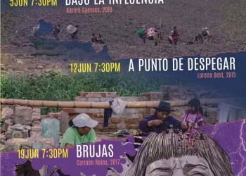 Documentales peruanos en la Biblioteca Nacional del Perú
