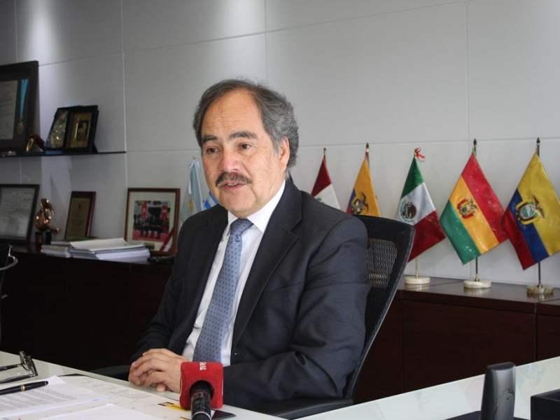 Juan Varilias presidente de Adex