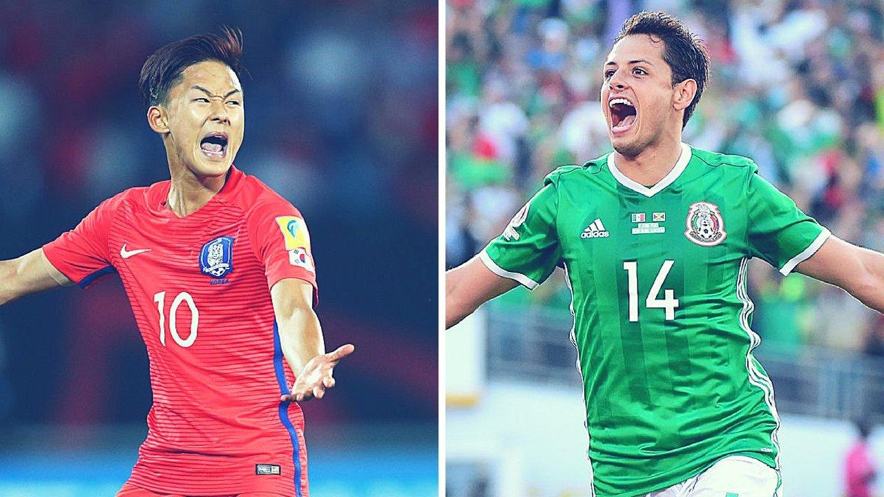 México vs Corea del Sur EN VIVO y En Directo