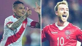 Perú vs Dinamarca EN VIVO y el Directo