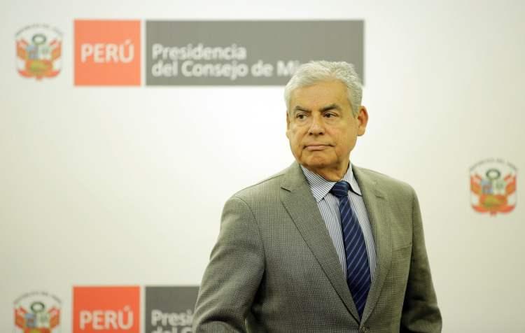 El premier Villanueva adelantó que el gobierno planteará la inconstitucionalidad de la ley que prohíbe la publicidad estatal en medios de comunicación privados, si es que el Pleno del Congreso la aprueba.