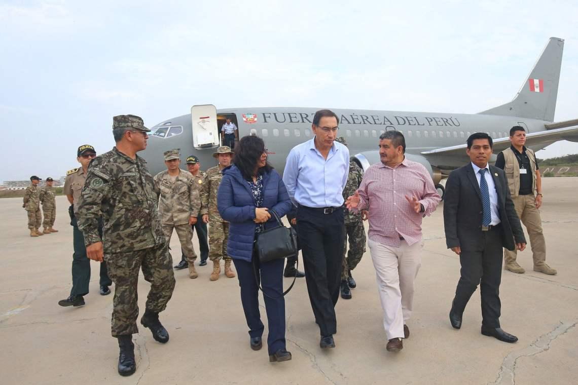 El presidente Vizcarra observará la ley que regula los gastos de publicidad estatal.