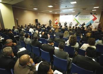 Los tres niveles de gobierno y el Parlamento buscan dar impulso a la descentralización.