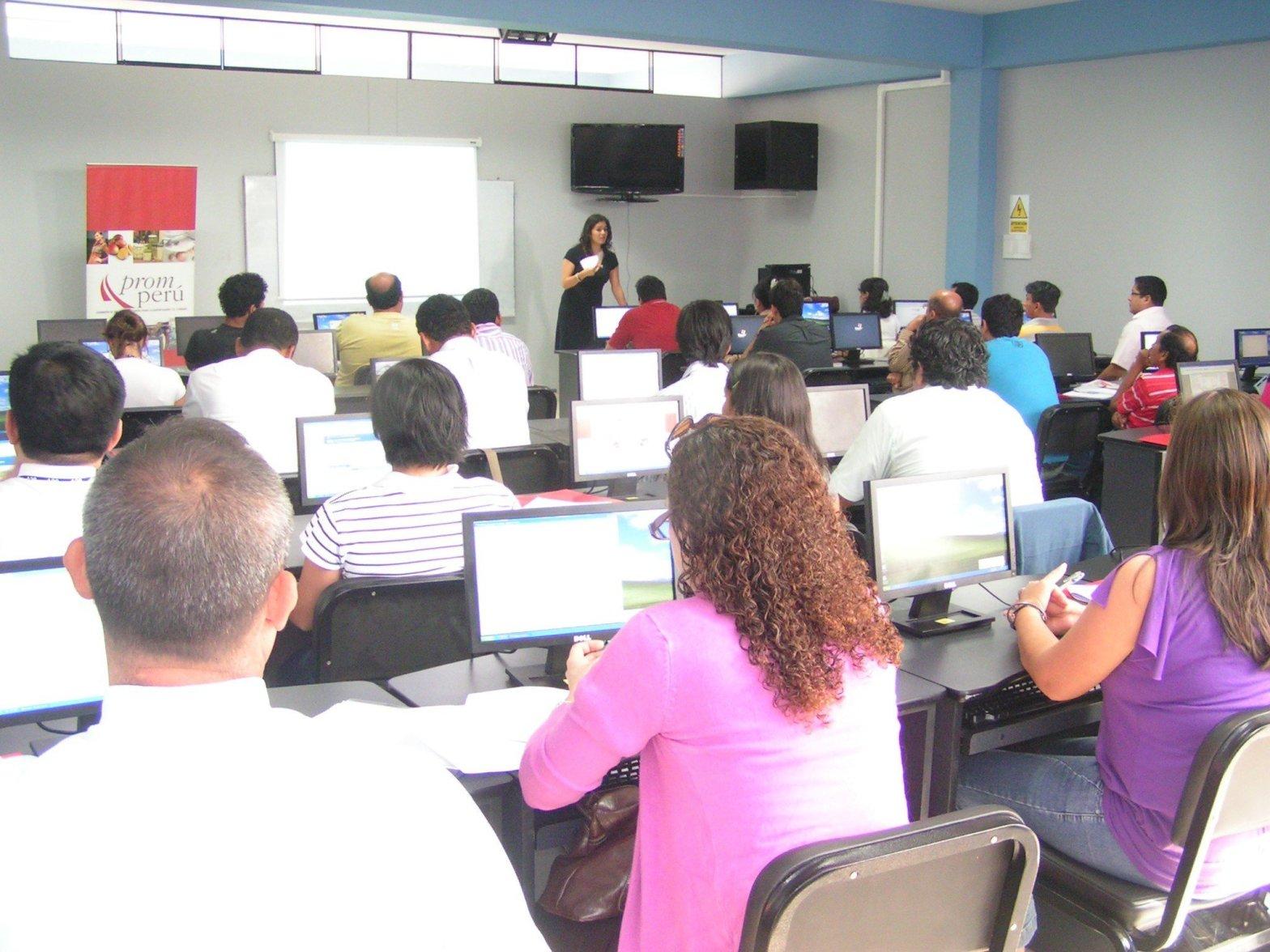 Empresas peruanas se capacitan para exportar a Estados Unidos