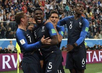 Francia 1 - 0 Bélgica: resumen, resultado y gol. Mundial 2018