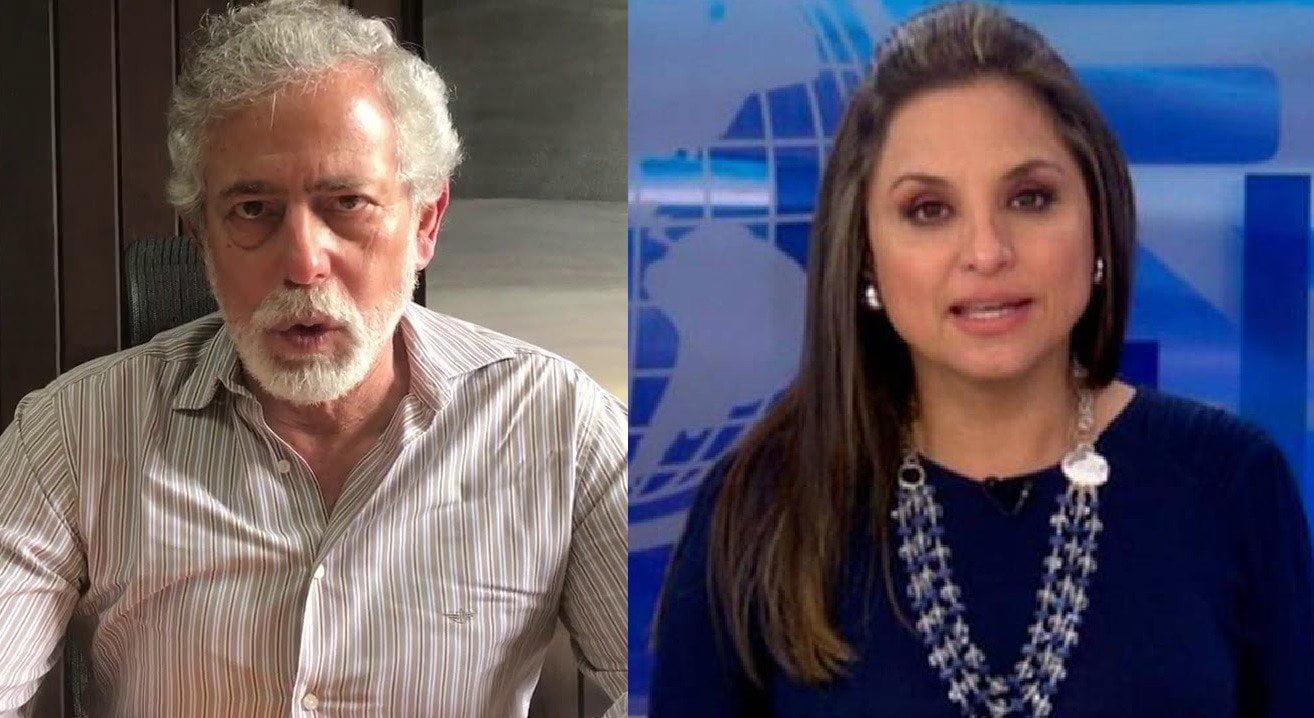 Periodistas Gustavo Gorriti y Rosana Cueva no declararon ante el Congreso