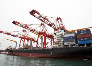 Las exportaciones industriales se incrementaron en los primeros cuatro meses del presente año.