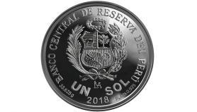 Moneda conmemorativa de Bellas Artes 2
