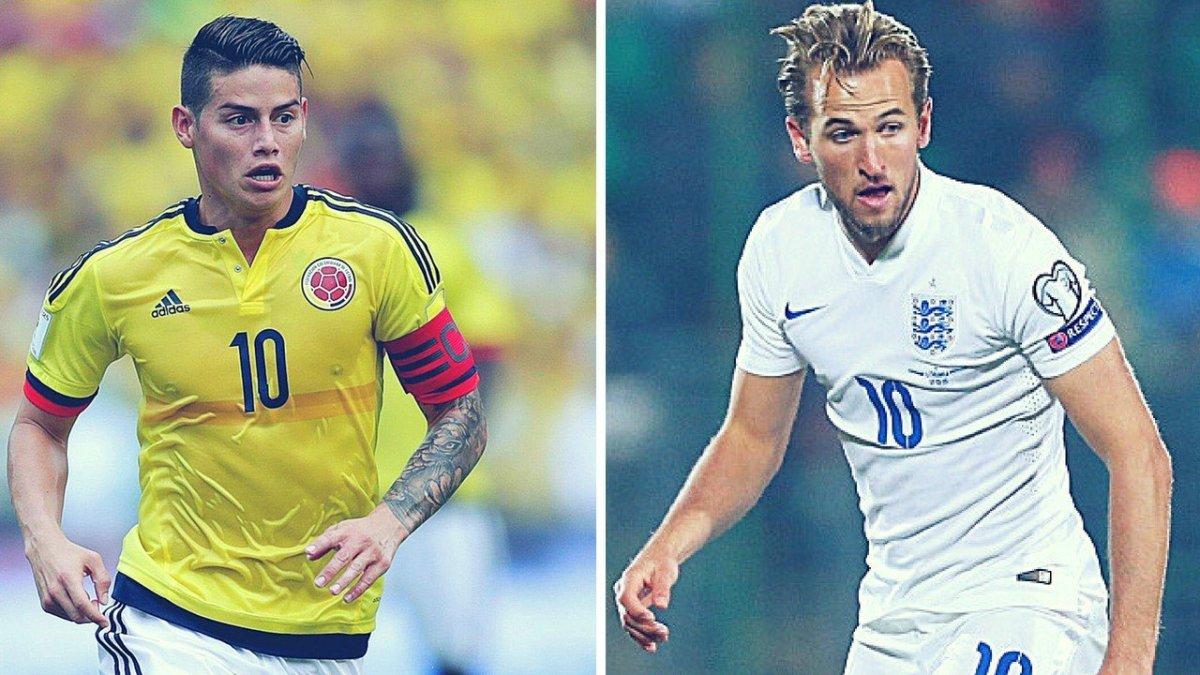 VER Colombia vs Inglaterra EN VIVO y En Directo