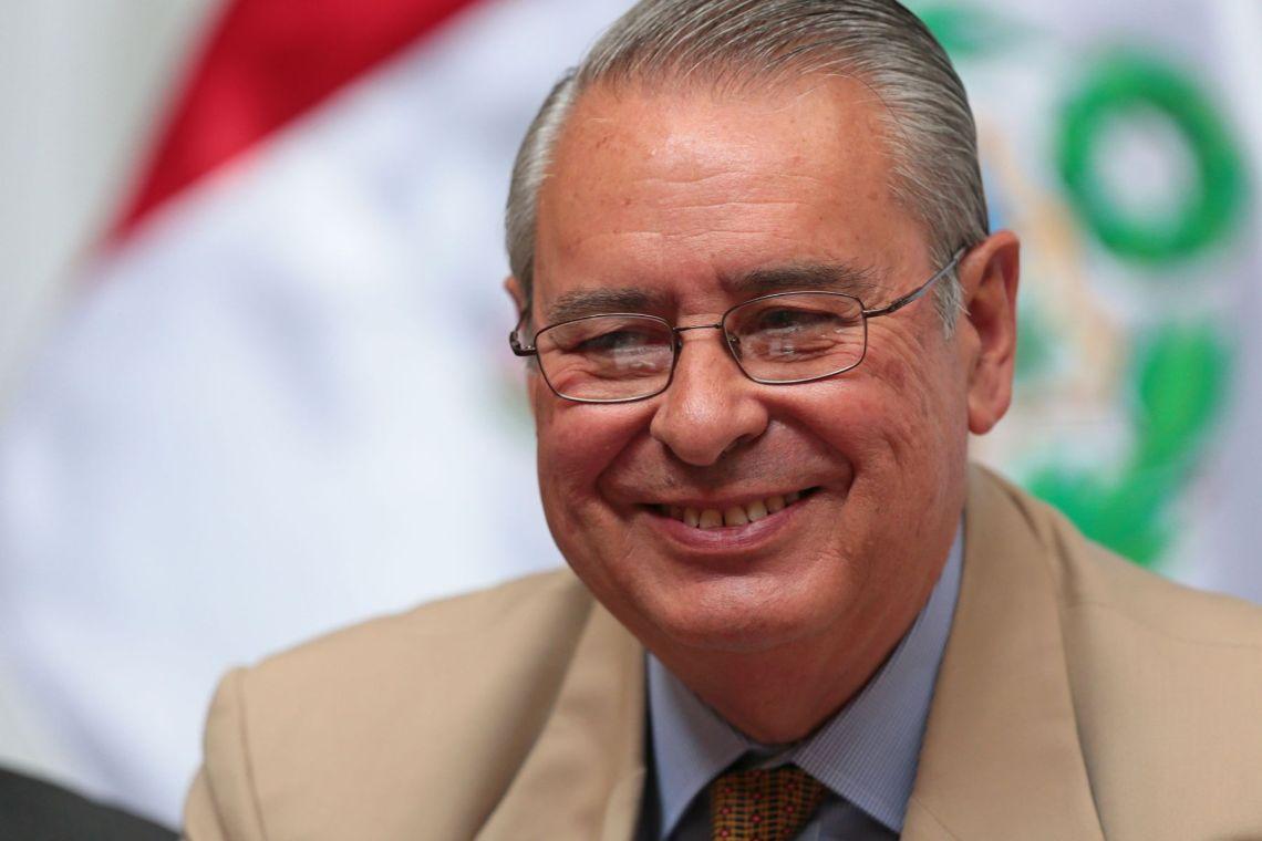 El embajador Allan Wagner liderará el grupo que buscará reformar la justicia en el Perú.