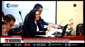 Fiscal Rocío Sánchez Saavedra