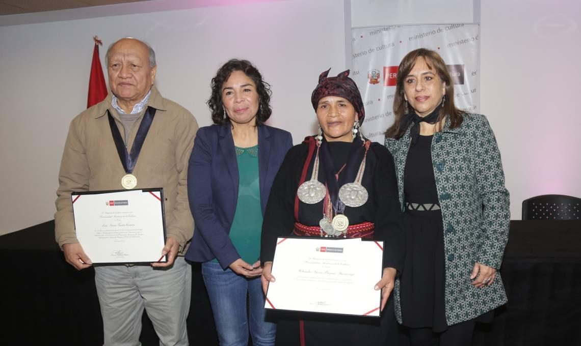 Ministra de Cultura presenta avances y desafíos a favor de los pueblos indígenas