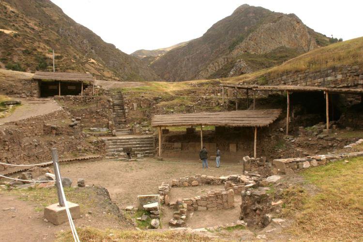 Nuevas sorpresas de la cultura Chavín