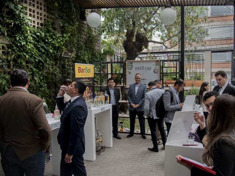 El Pisco busca posicionarse como una de las bebidas preferidas por los colombianos