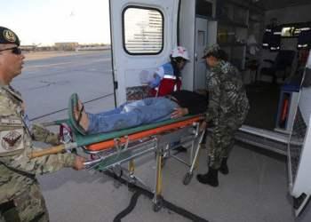 Ayacucho: Traen a Lima a poblador afectado por intoxicación
