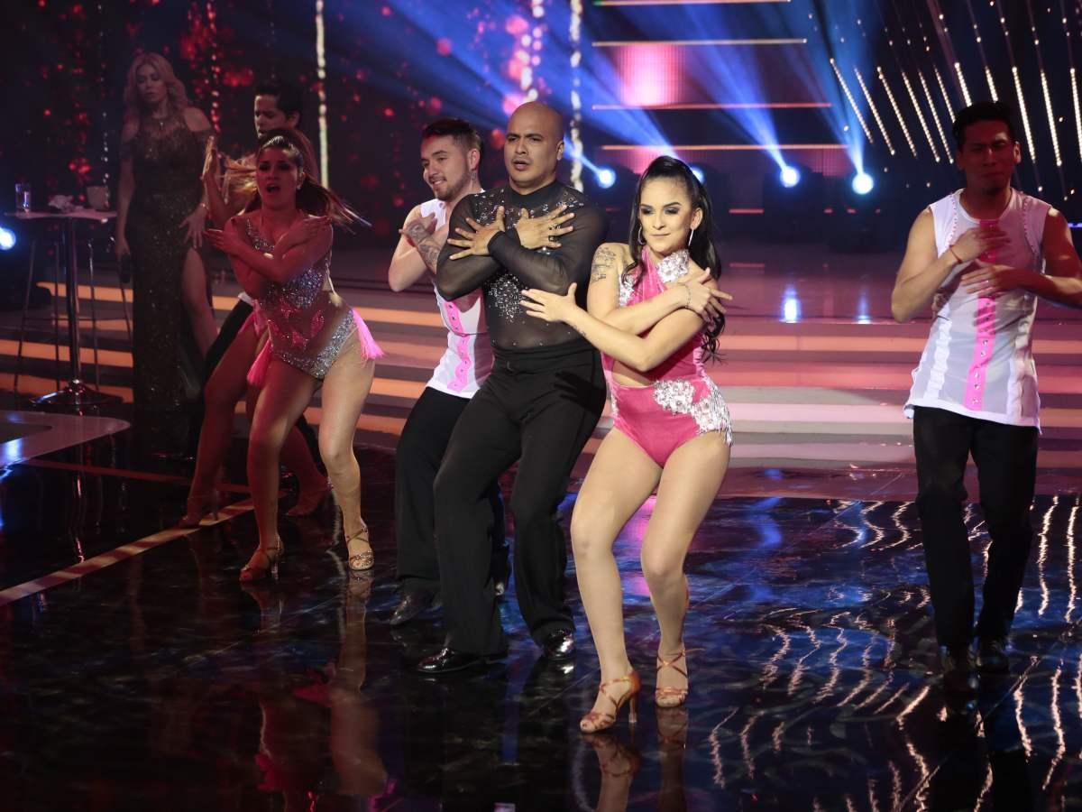 "Daniela Darcourt: ""Rosángela Espinoza es bailarina empírica, no con técnica"""