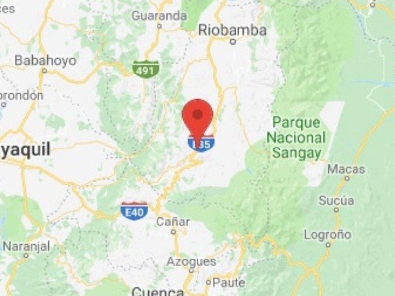 Fuerte sismo se registró en Zarumilla