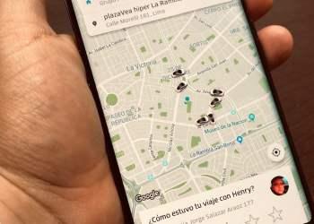 Servicio de taxi por aplicativo será regulado por ley del Congreso