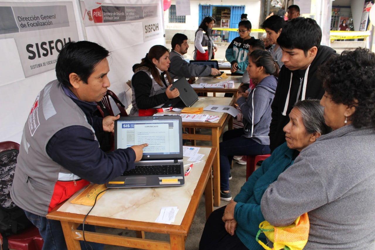 Midis invirtió más de S/930 millones en zonas de pobreza