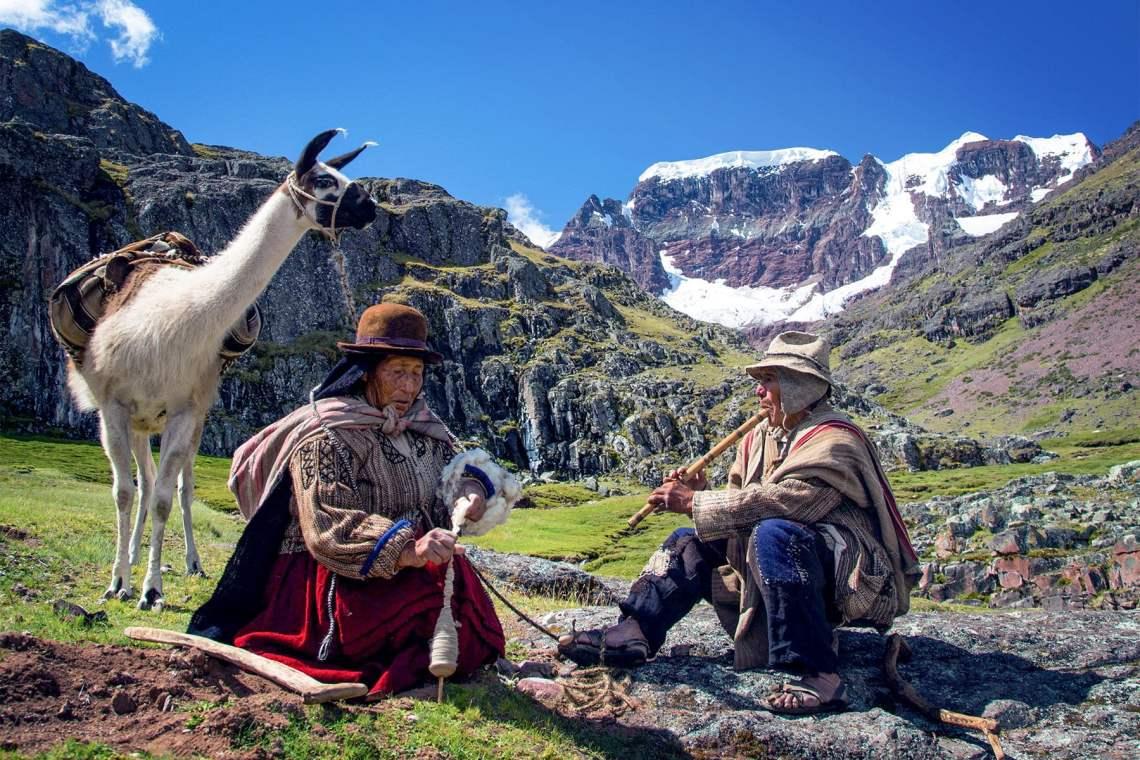 """Película aimara """"Wiñaypacha"""" es precandidata al Oscar y Goya 2019"""