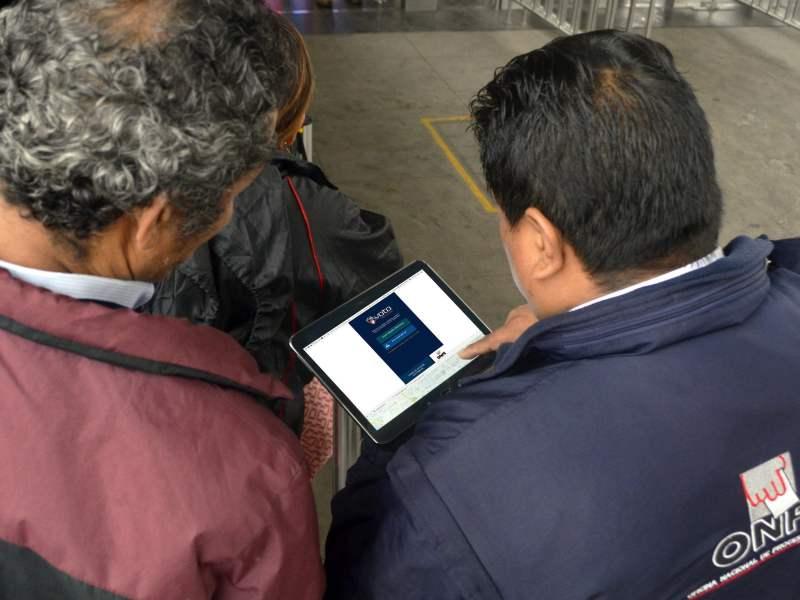 Practica el voto electrónico desde tu celular o PC con simulador de la ONPE