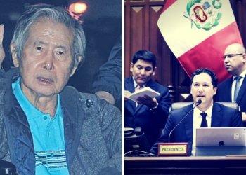 Congreso aprobó ley que evitaría retorno a prisión de Alberto Fujimori