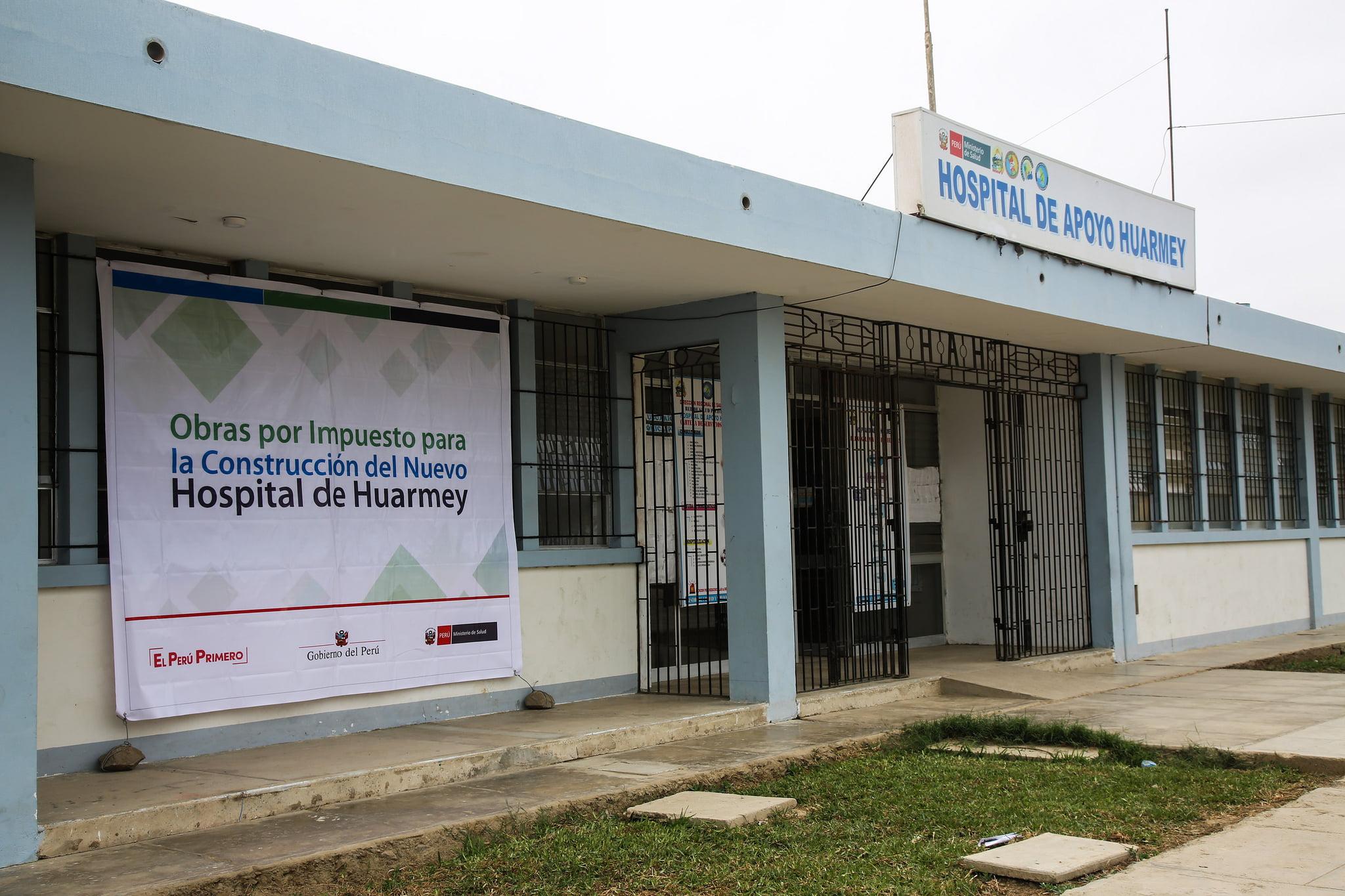 ProInversión reconoce al Minsa por promover obras por impuestos
