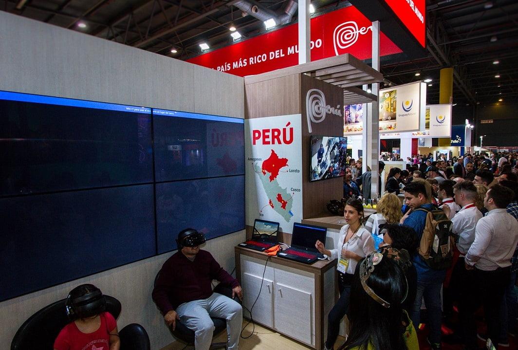 Promperú promocionó lo mejor de la Amazonía y Lima en la FIT 2018
