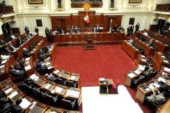 Congreso aprobó la no reelección de congresistas