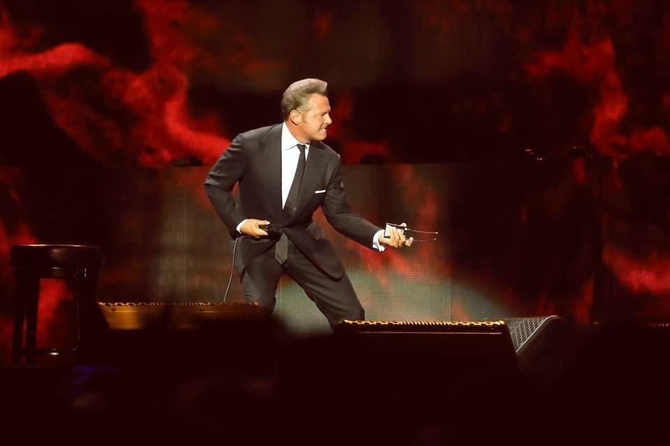 Comienza preventa de entradas para conciertos de Luis Miguel en Chile