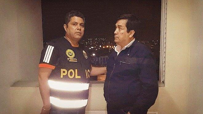 Benicio Ríos fue capturado